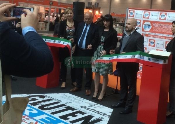 Gluten Free Expo 2015: una partenza affollatissima