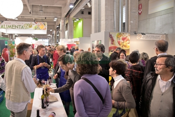 Il Nutrisan 2014 inaugura con tanti prodotti senza glutine