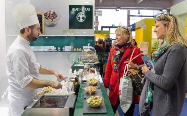 Nutrisan 2015 al via: il mondo dell'alimentazione sana a Bolzano