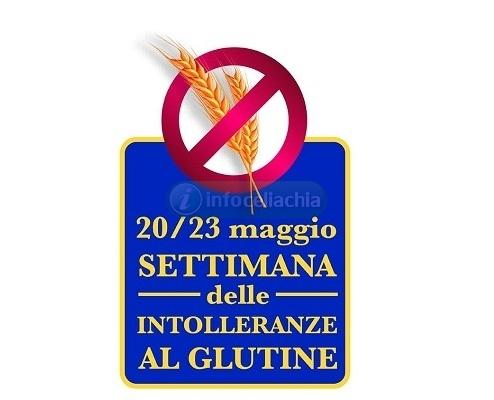 Settimana di informazione sulle intolleranze al glutine